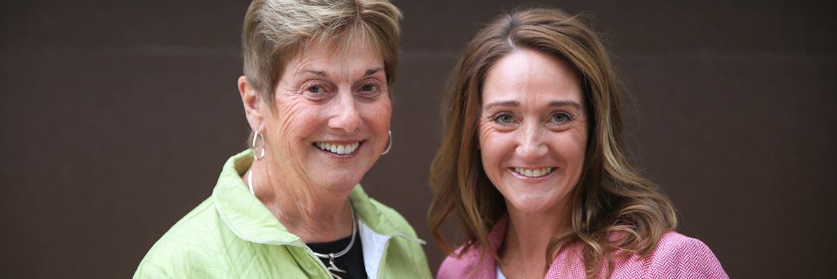 MarianneKanning & Elizabeth Duehr